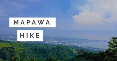 Sights & Sounds of Cagayan de Oro City - Mapawa Hike