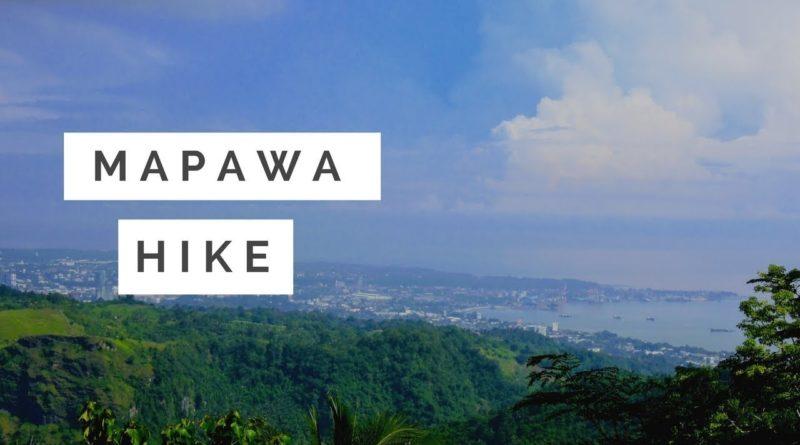 Sights & Sounds of Cagayan de Oro City - Mapawa Hike
