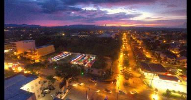 Sights & Sounds of Cagayan de Oro City - Uptown Mercator Night Market