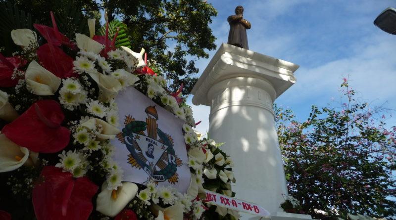 Sights & Sounds of Cagayan de Oro - Rizal Day 2017 in Cagayan de Oro City Image: Sir Dieter Sokoll KR