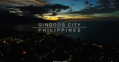 Sights & Sounds of Cagayan de Oro City - Gingoog City Aerial View