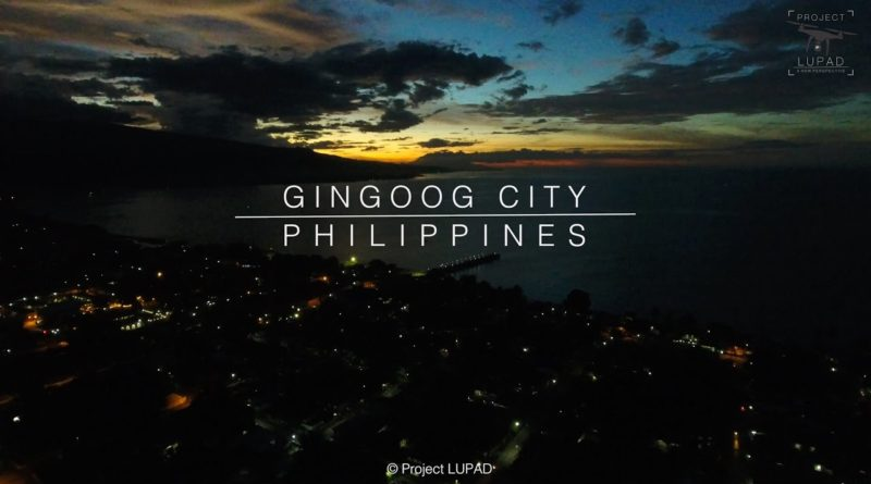 Sights & Sounds of Cagayan de Oro City - Gingoog City Aerial View