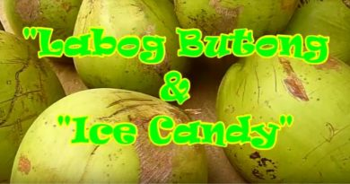 Sights and Sounds of Cagayan de Oro City - Labog Butang & Ice Candy Foto & Video: Sir Dieter Sokoll KR