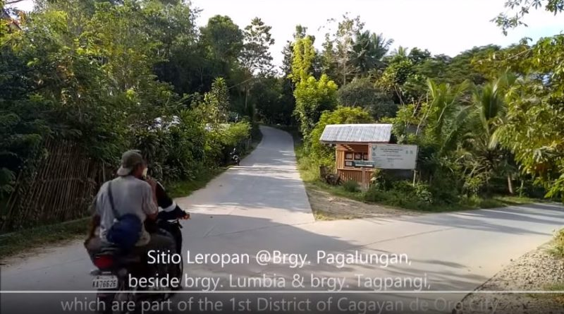 Sights and Sounds of Cagayan de Oro City - Unknown Waterfalls and Cave in Barangay Pagalungan