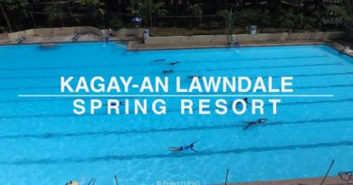 Sights & Sounds of Cagayan de Oro City - Kagay-an Lanwndale Spring Resort in Taguana Barangay Indahag