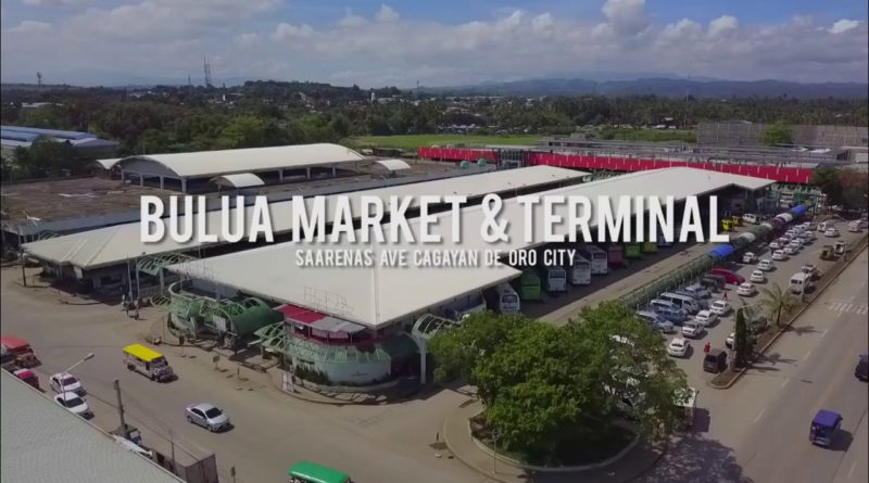 Sights & Sounds of Cagayan de Oro City - Bulua Bus Terminal & Vegetable Landing