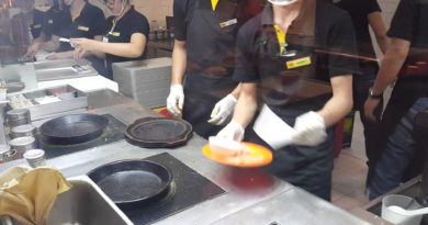 Sights & Sounds of Cagayan de Oro City - Pepper Lunch - Sizzling Dishes in Centrio Mall