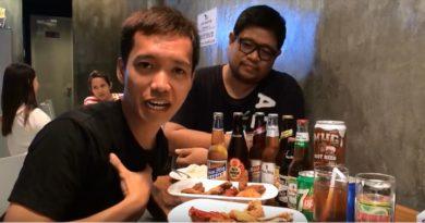 Sights & Sounds of Cagayan de Oro City - Restaurant - Chix N' Booze at Center Point Arcade