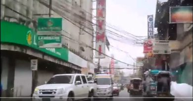 Sights & Sounds of Cagayan de Oro City - Casual rainy day in the streets of downtown