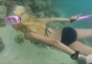 Sights and Sounds of Cagayan de Oro City - Birhen ng Moog Beach in Alubijid