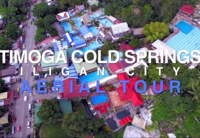 Sights and Sounds of Cagayan de Oro City - Timoga Cold Springs in Iligan resorts and pools