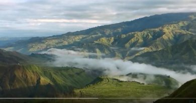 Sights & Sounds of Cagayan de Oro City - Northern Mindanao - Bukindnon - Panimahawa Ridge in Implutao, Impasug-on