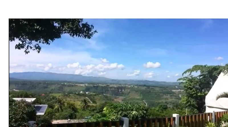 Sights & Sounds of Cagayan de Oro City - Adventures at Ultra Winds overlooking the city