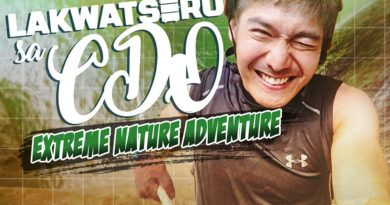 Sight and Sounds of Cagayan de Oro City - Extreme Nature Adventures at Mapawa Park
