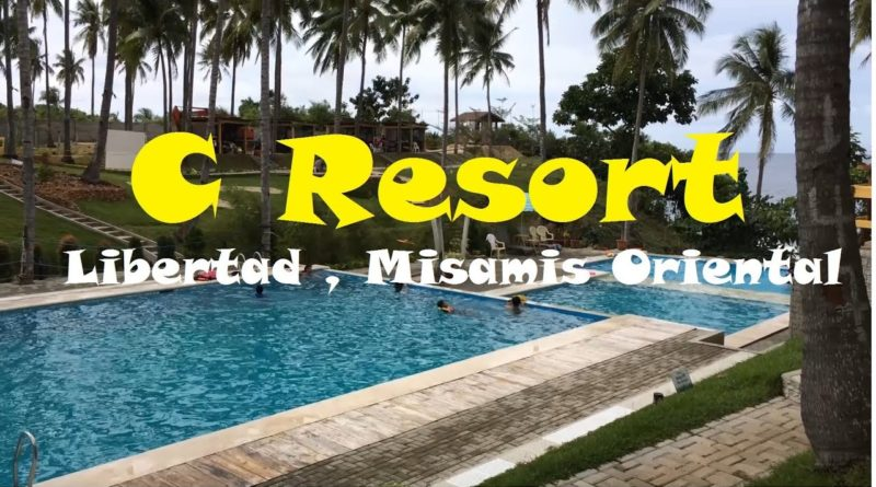 Sights and Sounds of Cagayan de Oro City - C Resort in Libertad