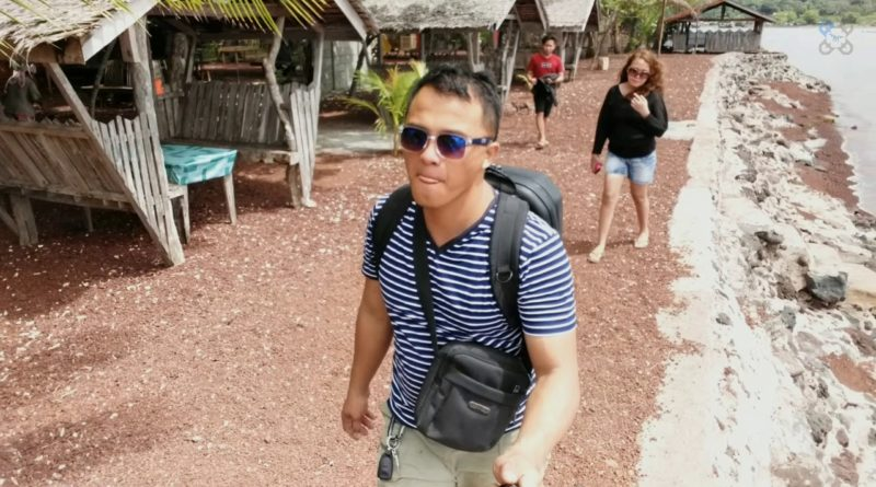 Sights & Sounds of Northern Mindanao - Jamisolamin Farm & Resort with red sand beach in Talisayan, Misamis Oriental