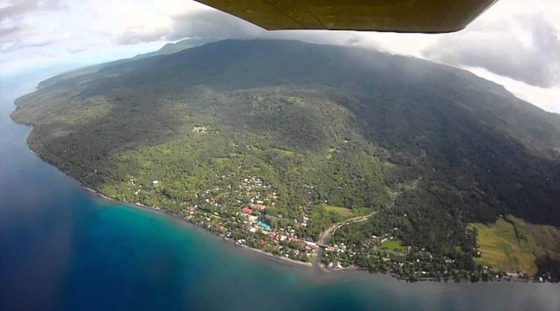 Sights & Sounds of Northern Mindanao - Camiguin from Above