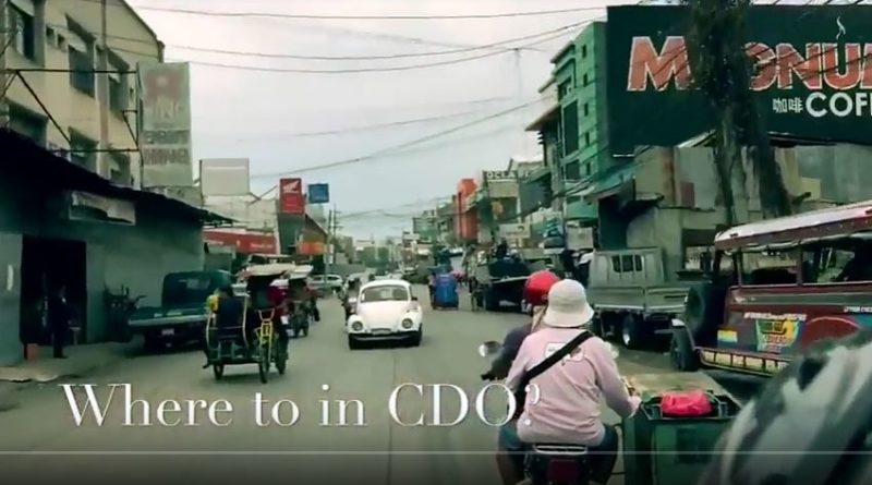 Sights & Sounds of Cagayan de Oro City - Where to in Cagayan de Oro?