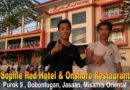 Sights & Sounds of Northern Mindanao - Sophie Red Hotel in Jasaan and onshore restaurant in Jasaan