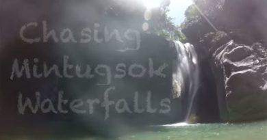 Sights & Sounds of Cagayan de Oro City - Mintugsok Waterfalls