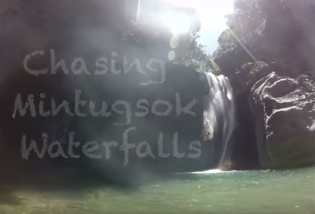 Sights & Sounds of Cagayan de Oro City - Mintugsok Waterfalls