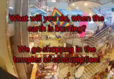 SIGHTS & SOUNDS OF CAGAYAN DE ORO CITY - Shopping School Supplies or What are you doing, when the earth is burning? Video by Sir Dieter Sokoll KR