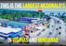 Sounds & Sights of Northern Mindanao - Largest Mc Donald's in Visayas & Mindanao in El Salvador City