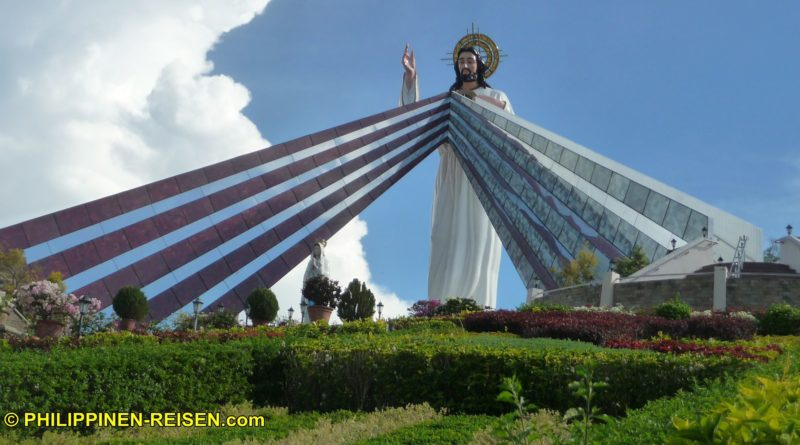SIGHTS & SOUNDS OF NORTHERN MINDANAO - Divine Mercy Shrine in El Salvador in Misamis Oriental Northern Mindanao Photo & Video by Sir Dieter Sokoll KR