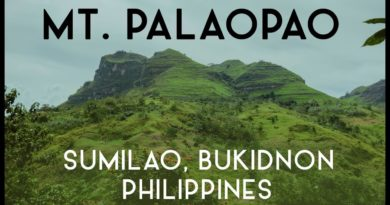 SIGHTS & SOUNDS OF NORTHERN MINDANAO - BUKIDNON - Day Hike to Mount Palaopao