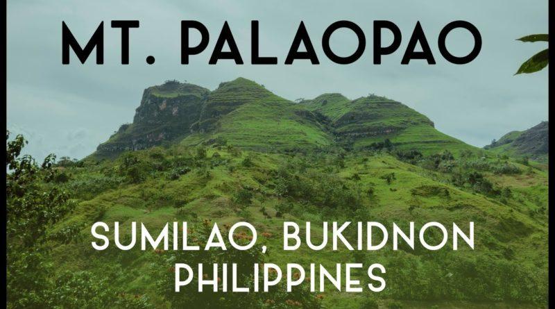 SIGHTS & SOUNDS OF NORTHERN MINDANAO - BUKIDNON - Day Hike to Mount Palaopao