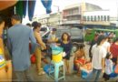 Sights & Sounds of Cagayan de Oro - Around Cogon Market strolling outside and inside Foto & Video: Sir Dieter Sokoll KR