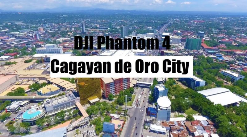 SIGHTS & SOUNDS OF CAGAYAN DE ORO CITY - Skyline of Cagayan de Oro City
