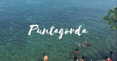 SIGHTS & SOUNDS OF NORTHERN MINDANAO - At the beach in Puntagorda in Balingasag