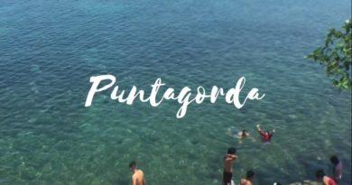 SIGHTS & SOUNDS OF NORTHERN MINDANAO - At the beach in Puntagorda in Balingasag