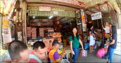 SIGHTS & SOUNDS OF CAGAYAN DE ORO CITY - We go to Carmen Market Images & Video: Sir Dieter Sokoll KR