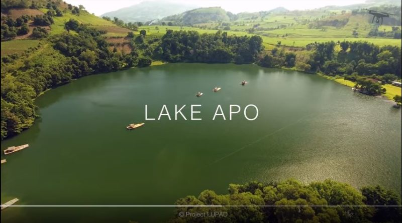 SIGHTS & SOUNDS OF NORTHERN MINDANAO - Lake Apo in Valencia in Budkidnon