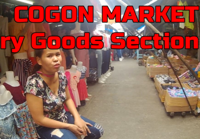 Cogon Market Annex Dry Goods