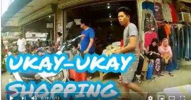 SIGHTS & SOUNDS OF CAGAYAN DE ORO CITY - Ukay-Ukay Shopping Photo & Video: Sir Dieter Sokoll KR