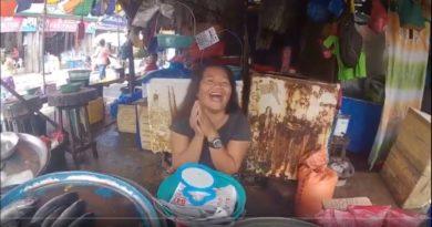 SIGHTS & SOUND OF CAGAYAN DE ORO CITY - Cagayan de Oro Puerto Public Market Video and photo by Sir Dieter Sokoll