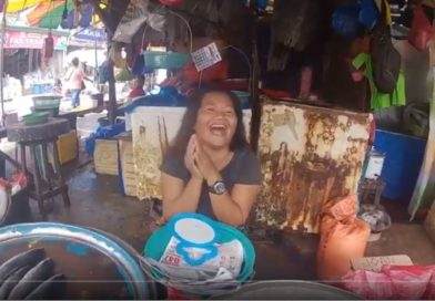 SIGHTS & SOUND OF CAGAYAN DE ORO CITY - Cagayan de Oro Puerto Public Market Video and photo by Sir Dieter Sokoll