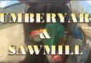 SOUNDS & SIGHTS OF CAGAYAN DE ORO - Lumberyard & Sawmill Photo + Video by Sir Dieter Sokoll