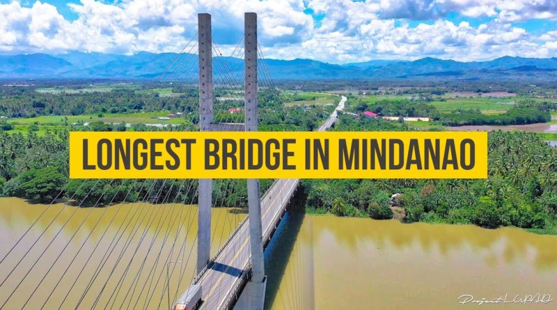 SIGHTS 6 SOUND OF CAGAYAN DE ORO AND NORTHERN MINDANAO - MISAMIS ORIENTAL - Macapaal Bridge