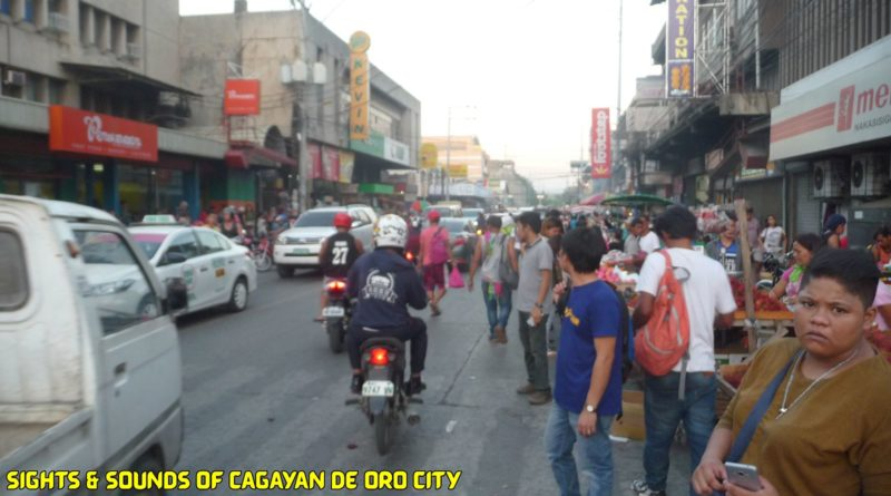 SIGHTS & SOUNDS OF CAGAYAN DE ORO CITY -Why we not visit Divisoria and Cogon? Photo by Sir Dieter Sokoll KOR