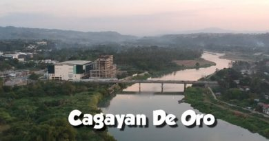 VIDEO - SIGHTS & SOUNDS OF CAGAYAN DE ORO & NORTHERN MINDANAO - Mixed Footage of Cagayan de Oro & Northern Mindanao