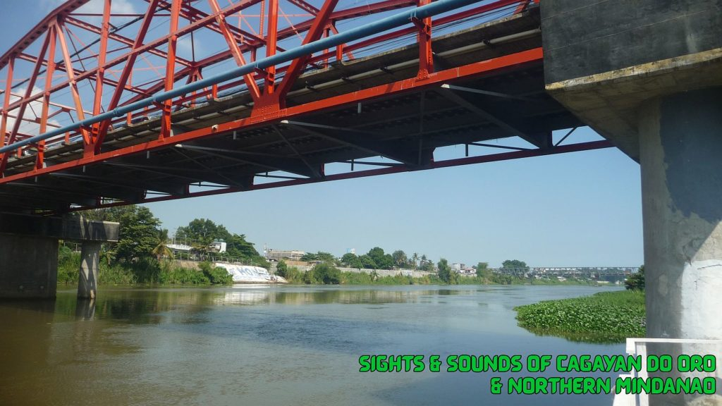 SIGHTS & SOUNDS OF CAGAYAN DE ORO & NORTHERN MINDANAO - By the Carmen Bridge Photo by Sir Dieter Sokoll