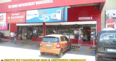 SIGHTS OF CAGAYAN DE ORO & NORTHERN MINDANAO - Citi Hardware in Tablon, Cagayan de Oro is violating the GCQ rules
