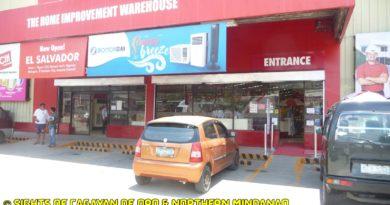 SIGHTS OF CAGAYAN DE ORO & NORTHERN MINDANAO - Citi Hardware in Tablon, Cagayan de Oro is violating the GCQ rules