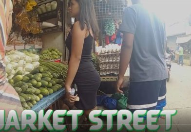 SIGHTS OF CAGAYAN DE ORO & NORTHERN MINDANAO - Marketstreet in Cugman