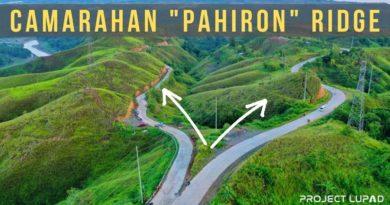 SIGHTS OF CAGAYAN DE ORO & NORTHERN MINDANAO - Breathtaking Camarahan Pahiron Ridge