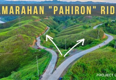 SIGHTS OF CAGAYAN DE ORO & NORTHERN MINDANAO - Breathtaking Camarahan Pahiron Ridge
